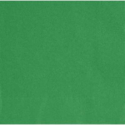 Unique Party - 31862 - Paquet de 50 Serviettes en Papier - 33cm X 33cm deplie - Vert Emeraude