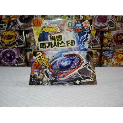 Takara Tomy Beyblade Metal BB105 Big Bang Pegasus F:D