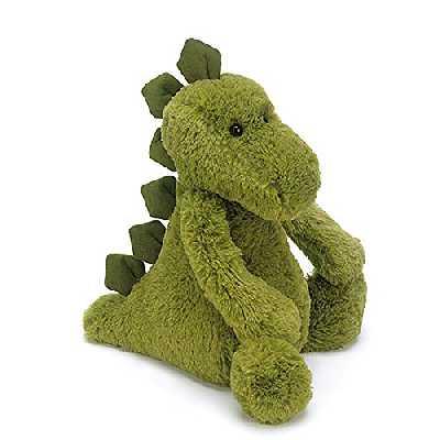 JellyCat - Peluche Dinosaure Bashful 31 cm
