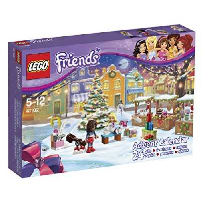 Calendrier de l'avent Lego Friends version 5