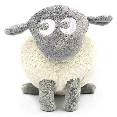 Sweet Dreamers Ewan le Mouton Rêveur Gris Blanc/Gris
