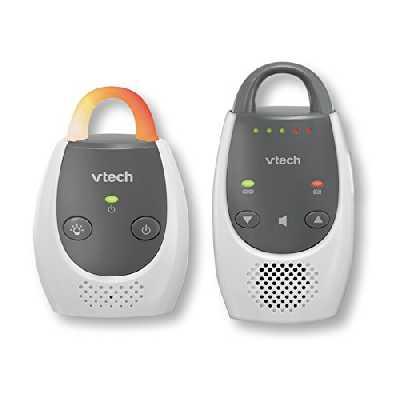 VTech - Babyphone Classic Light BM1100 - Babyphone Audio - Mode Veilleuse