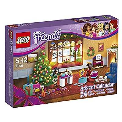 Calendrier de l'avent Lego Friends version 4
