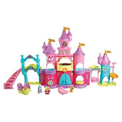 VTech - 177505 - Tut Tut Copains - Le château magique du royaume enchanté