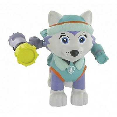 Paw Patrol- Figurine Chase Everest Multicolore