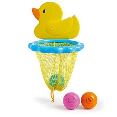 Munchkin Jouet de Bain - Canard Panier de Basket