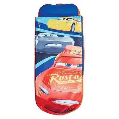 Disney Cars - Lit junior ReadyBed - lit d'appoint pour enfants avec couette intégrée