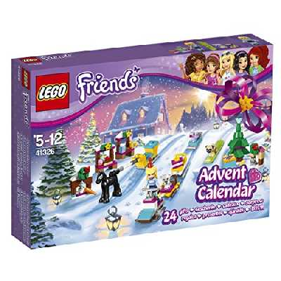 Calendrier de l'avent Lego Friends version 3