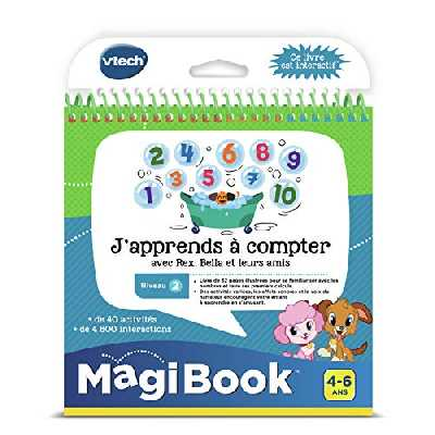 VTech- MagiBook, 481105 - Version FR