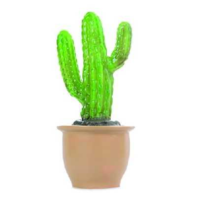 Heico - Egmont Toys Veilleuse Forme Cactus Vert