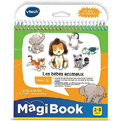 VTech- MagiBook, 480005 - Version FR