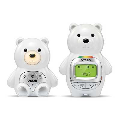 VTech - Babyphone Ourson Family BM2300B - Babyphone Audio Design - Mode NEMO Sans Ondes