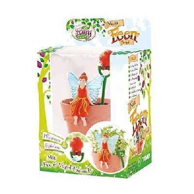TOMY My Fairy Garden e72785de Mini Fées Pot Hope (avec graines)