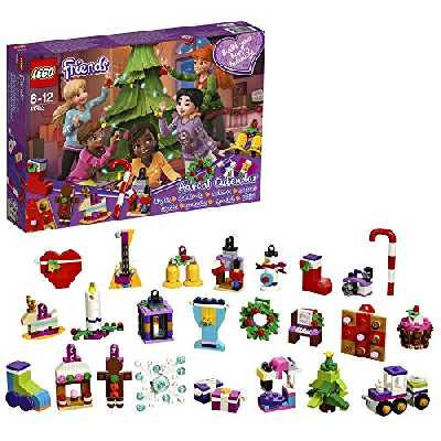 Calendrier de l'avent Lego Friends version 2