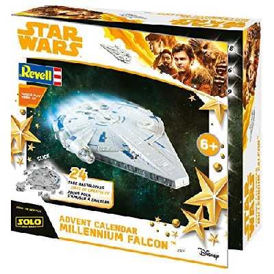 Calendrier de l'Avent Star Wars Han Solo