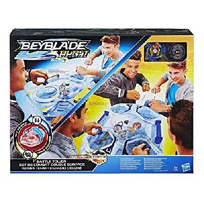 Beyblade Set DE Combat Double Surface