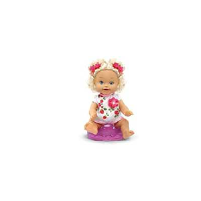 VTech - Little Love - Léa découvre le pot, poupée interactive pour enfant - Version FR