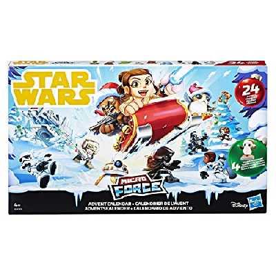 Calendrier de l'avent Star Wars Hasbro