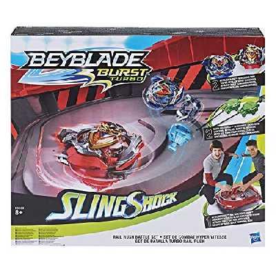 Hasbro Beyblade Set DE Combat Hyper Vitesse ET TOUPIES Beyblade