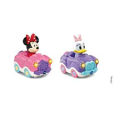 V Tech - TTB - Coffret Duo - Cabriolet de Minnie + Cabriolet de Daisy