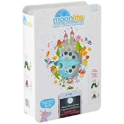 Spinmaster Moonlite 2 Story Reels Kit de démarrage pour projecteur de Livre d'Histoire (Eric Carle)