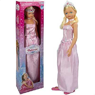 ColorBaby - Poupée Princesse Princesse 105 cm