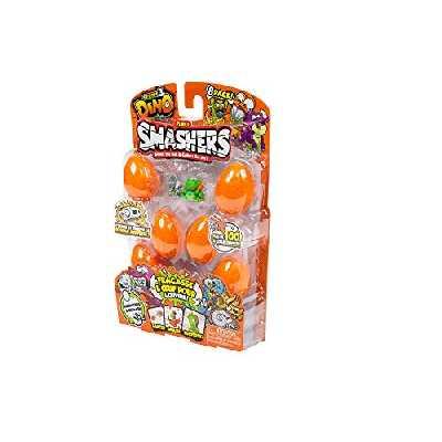 Auldey - Pack de 8 Smashers - Saison 3 - 7438