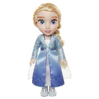Reine des Neiges - Poupée Robe de Voyage 38 cm Elsa