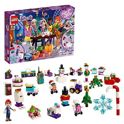 Calendrier de l'avent Lego Friends version 2019