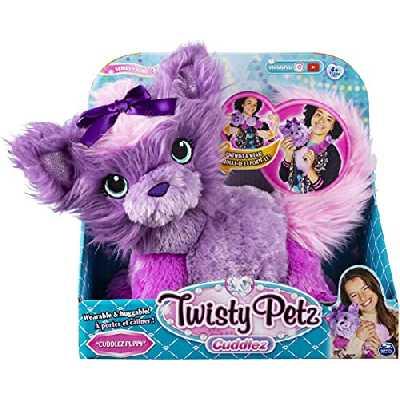 Twisty Petz - 6054695 - Jouet enfant - Bracelets Bijou Cadeau Animaux Magiques - Peluche Twisty Petz Chiot