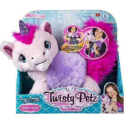 Twisty Petz - 6054696 - Jouet enfant - Bracelets Bijou Cadeau Animaux Magiques - Peluche Twisty Petz Licorne