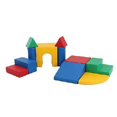IGLU 11 XL Modules de Motricité Modules en Mousse Blocs de Construction Jouets éducatifs