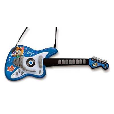 Smoby Milady - 7600510111 - 44 Chats - Guitare de Lampo et Basse - 2 assortiments + 3 Ans