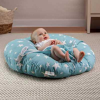 BANBALOO-Transat nouveau-né-Nid bébé-Reducteur de lit, Canapé Bébés/Chaise Coussin Bébés-Siege transportable pour enfants nouveau-nés.Cadeau idéal pour la grossesse et l'allaitement-Baby shower.