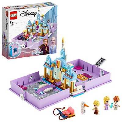 LEGO Les Aventures d'Anna et Elsa dans Un Livre de Contes