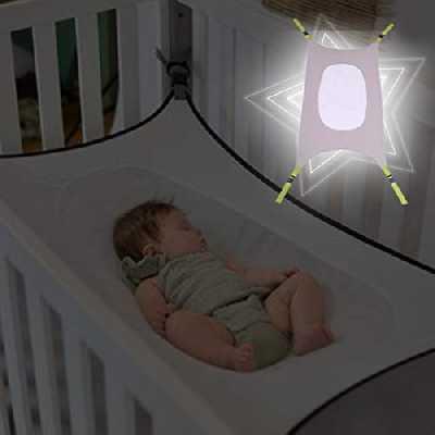 FISOUL Hamac d'intérieur pour bébé, berceau, balançoire, jouet d'intérieur, lit pour enfant