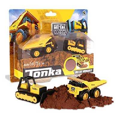 Tonka Combo Pack - Mighty Dump and Bull Dozer