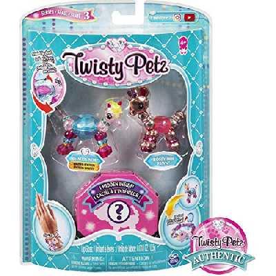 Twisty Petz Série 3 - Licorne Miss Unigloss & Fauve Rosey Doe