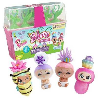 Bandai Jardinière Baby Pop Blume-bébés et Surprises à Collectionner-modèle aléatoire, SK18114
