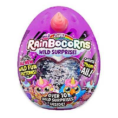 Rainbocorns- Oeuf GEANT Surprise, 9215