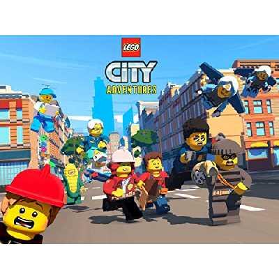 LEGO City Adventures, Season 1