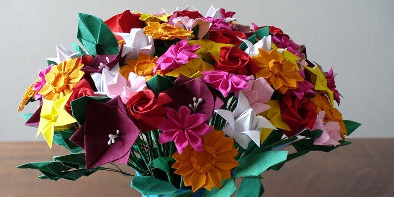 origami-fleur