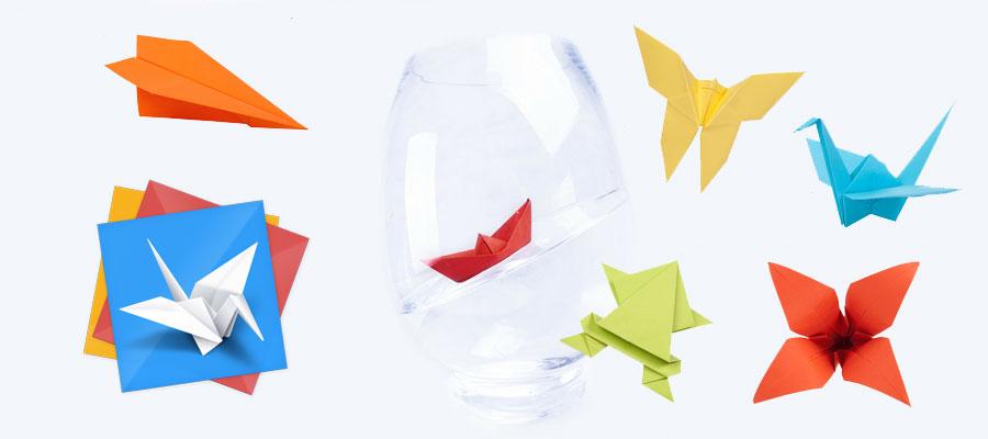origami un loisir pour tous les ges la marmaille. Black Bedroom Furniture Sets. Home Design Ideas