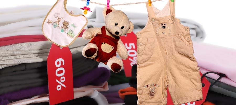 soldes vêtements enfant