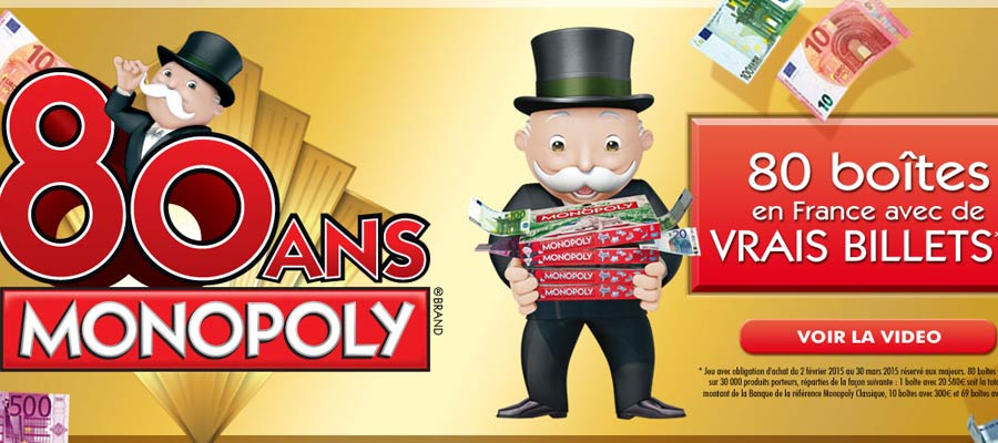 monopoly famille