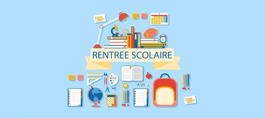 allocation rentrée scolaire 2017 - 2018 | la marmaille