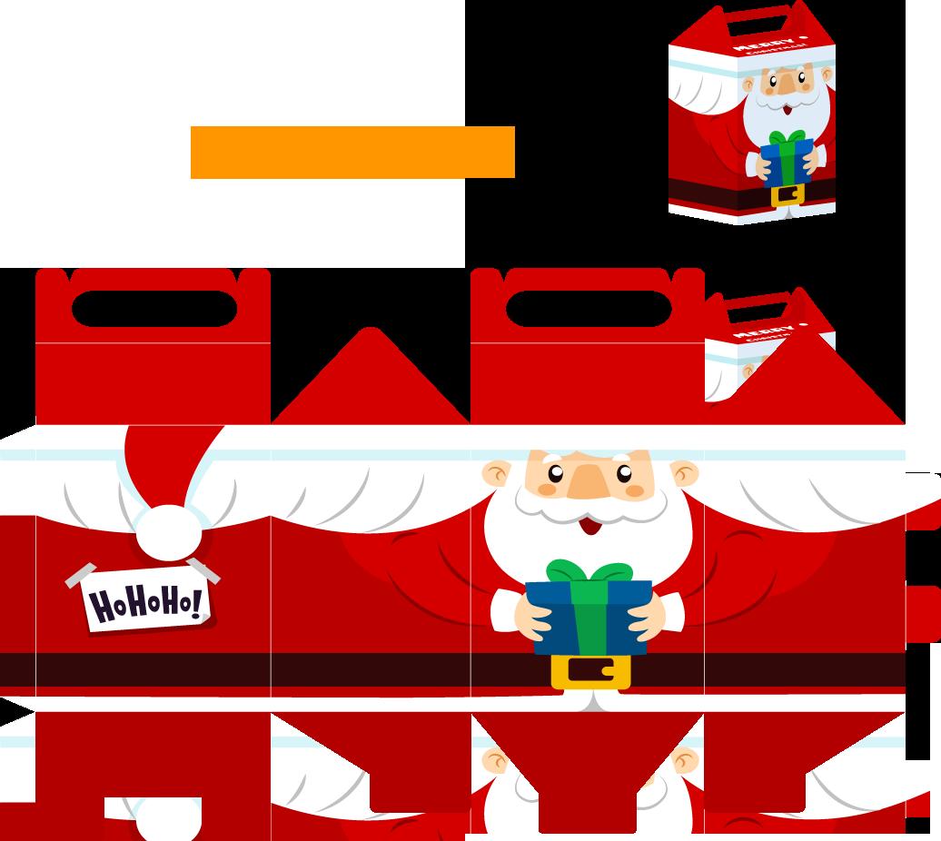 Diy Noël Emballage Cadeau à Imprimer La Marmaille