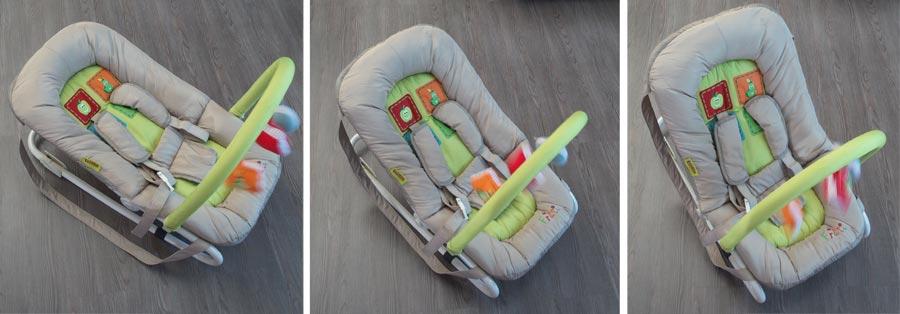 transat balancelle bebe