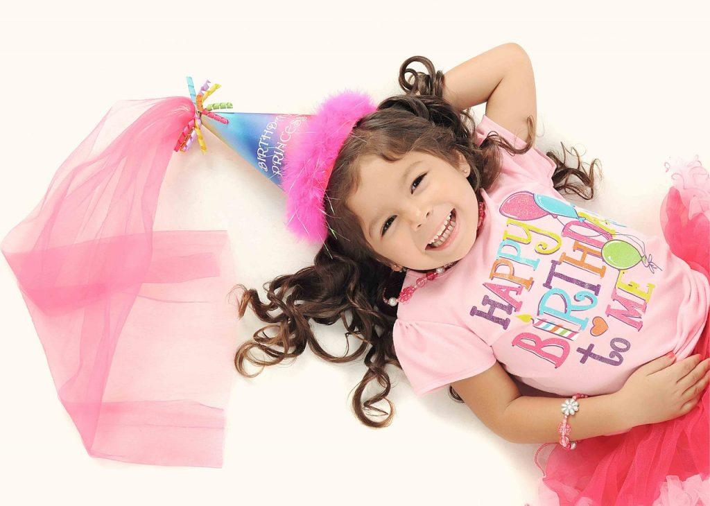 déguisement Enfant anniversaire princesse