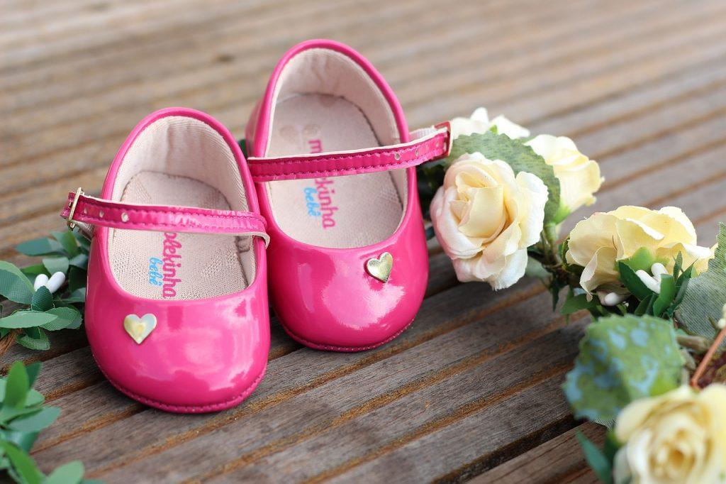 chaussures bébé fille